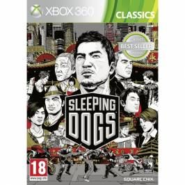 Sleeping Dogs Game (Classics) Xbox 360 Games