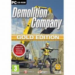 Demolition Company Gold Edition Game