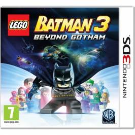 Lego Batman 3 Beyond Gotham 3DS Game 3DS Games