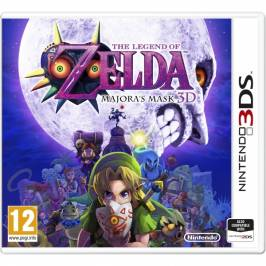 The Legend Of Zelda Majoras Mask 3DS Game London