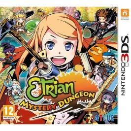Etrian Mystery Dungeon 3DS Game London