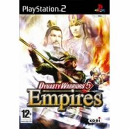 Dynasty Warriors 5 Empires Game London