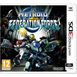 Metroid Prime Federation Force 3DS Game London