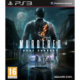 Murdered Soul Suspect PS3 Game London