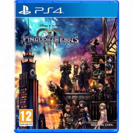 Kingdom Hearts III PS4 Game London