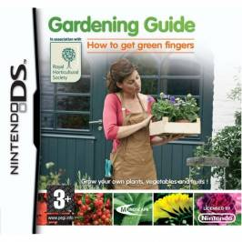 Gardening Guide RHS Endorsed Game London