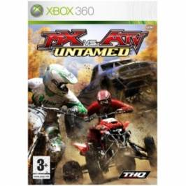 MX vs ATV Untamed Game Xbox 360 Games
