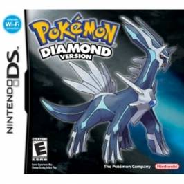 Pokemon Diamond Version Game DS (#) London