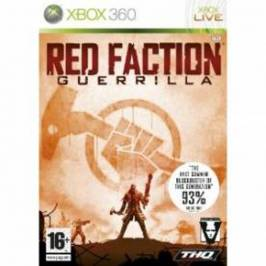 Red Faction Guerrilla Game Xbox 360 Games