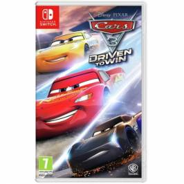 Cars 3 Driven to Win Nintendo Switch Game London