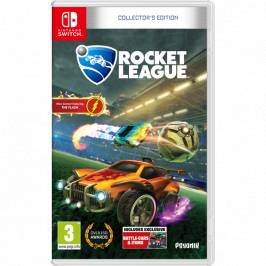 Rocket League Collectors Edition Nintendo Switch Game London