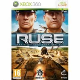 R.U.S.E (RUSE) Game Xbox 360 Games