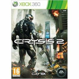 Crysis 2 II Game London