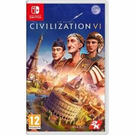 Sid Meier's Civilization VI Nintendo Switch Game London