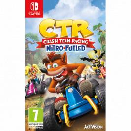 Crash Team Racing Nitro Fueled Nintendo Switch Game London