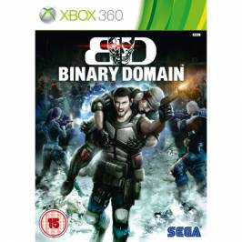 Binary Domain Game