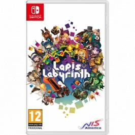 Lapis x Labyrinth X Limited Edition XL Nintendo Switch Game London