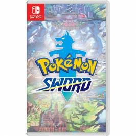 Pokemon Sword Nintendo Switch Game London