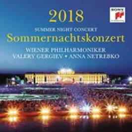 Sommernachtskonzert 2018/Summer Night Concert 2018 (Music CD) London