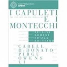 Bellini: I Capuleti e i Montecchi [Video] (Music CD)
