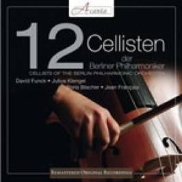 12 Cellisten der Berliner Philharmoniker (Music CD) London