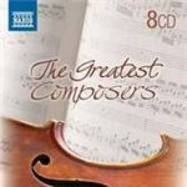 (The) Greatest Composers (Music CD)
