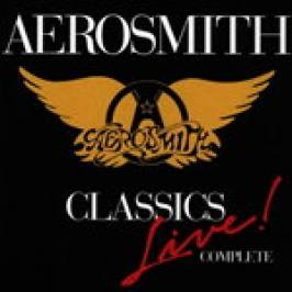 Aerosmith - Classics Live Complete (Music CD)