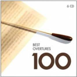 100 Best Overtures (Music CD)