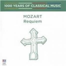 1000 Years of Classical Music, Vol. 25: The Classical Era - Mozart: Requiem (Music CD)