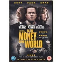 All The Money In The World [DVD] [2017] London