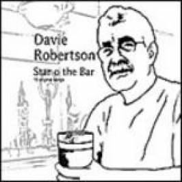 Davie Robertson - Star O The Bar: 15 Original Songs (Music CD) CDs