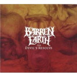 Barren Earth - Devil's Resolve (Music CD) CDs