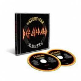 Def Leppard - The Story So Far...The Best Of Def Leppard (Music CD) London