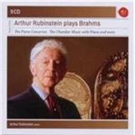 Arthur Rubinstein Plays Brahms (Music CD)