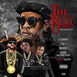 2 Chainz - The Real University (Tru Jack City) (Music CD)