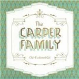 Carper Family (The) - Old-Fashioned Gal (Music CD) London