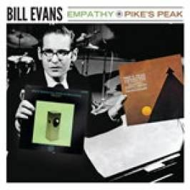 Bill Evans - Empathy/Pike's Peak (Music CD) London