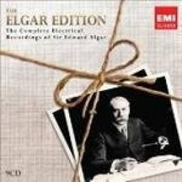 Elgar: (The) Complete Electrical Recordings (Music CD)
