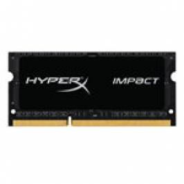 Kingston HyperX Impact 8 GB 1600 MHz DDR3L CL9 SODIMM 1.35V SODIMM Notebook Memory Module London