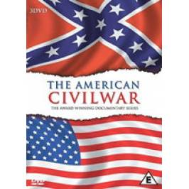 The American Civil War DVDs