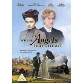 Where Angels Fear To Tread (1991) DVDs