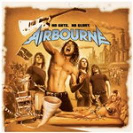 Airbourne - No Guts No Glory (Music CD) CDs