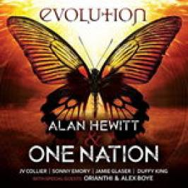 Alan Hewitt & One Nation - Evolution (Music CD) CDs