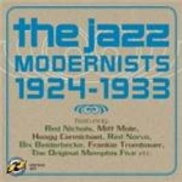 Various Artists - Modernists 1924-1934, The (Music CD) CDs