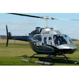 Helicopter Buzz Flight for One London