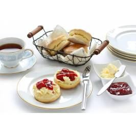 Cream Tea for Two at Cafe Bella Maria London