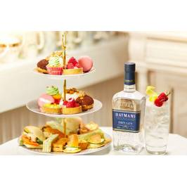 Gin Afternoon Tea for Two at B Bakery London London