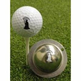 Tin Cup-Ball Marker-Grim Reaper London