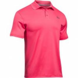 Performance 2.0 Golf Polo Shirt - Pink London