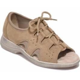 Cosyfeet Amelie Extra Roomy Women's Sandals - Sapphire Blue 4 Women's Footwear